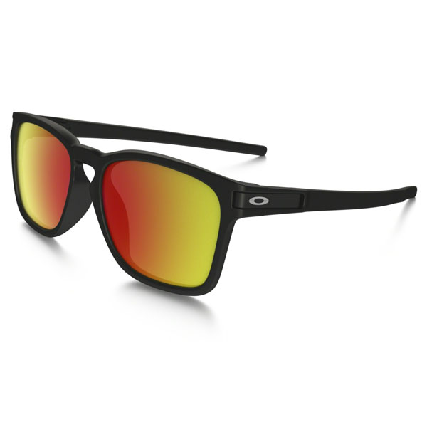 Oakley Men LATCH™ SQUARE (ASIA FIT) OO9358-03 On Sale
