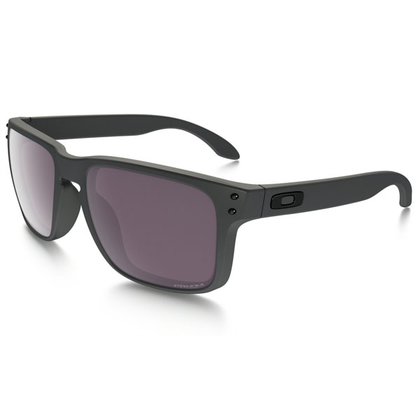 Oakley Men HOLBROOK™ PRIZM™ DAILY POLARIZED STEEL COLLECTION OO9102-B5 On Sale