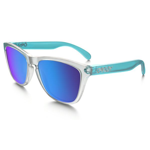 Oakley Men FROGSKINS® COLORBLOCK COLLECTION OO9013-B255 On Sale