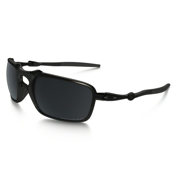 Oakley Men BADMAN® POLARIZED OO6020-01 On Sale