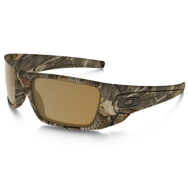 Oakley Men FUEL CELL™ POLARIZED KING'S CAMO EDITION OO9096-D9 On Sale