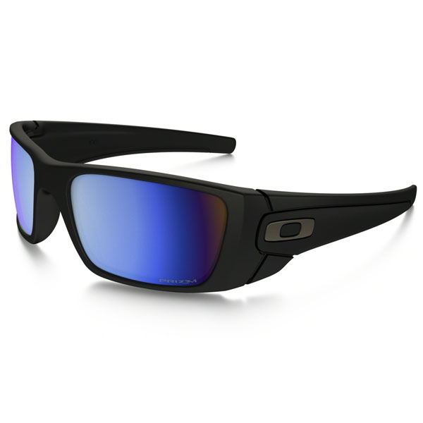 Oakley Men FUEL CELL™ PRIZM™ DEEP WATER POLARIZED OO9096-D8 On Sale