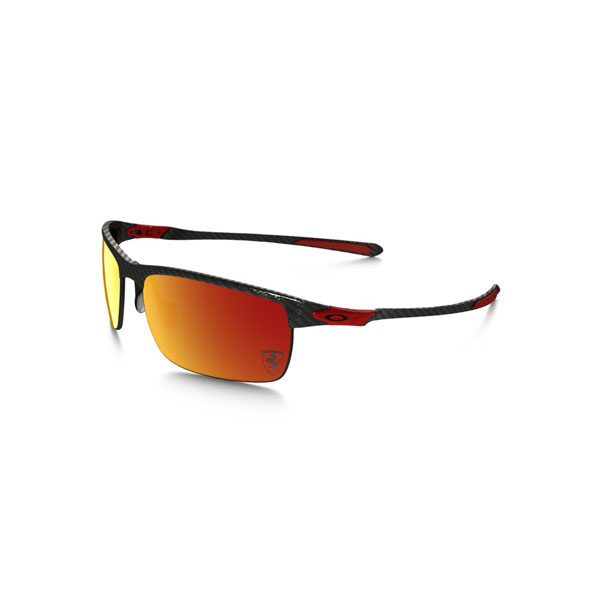 Oakley Men CARBON BLADE™ POLARIZED SCUDERIA FERRARI® COLLECTION OO9174-06 On Sale