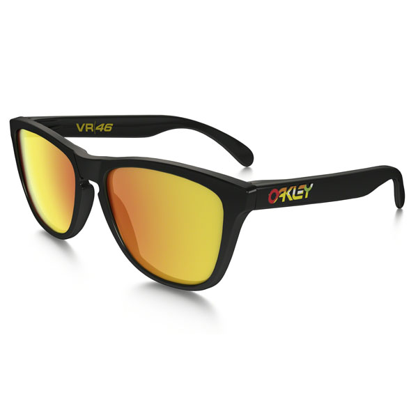 Oakley Men FROGSKINS® VALENTINO ROSSI SIGNATURE SERIE 24-325 On Sale