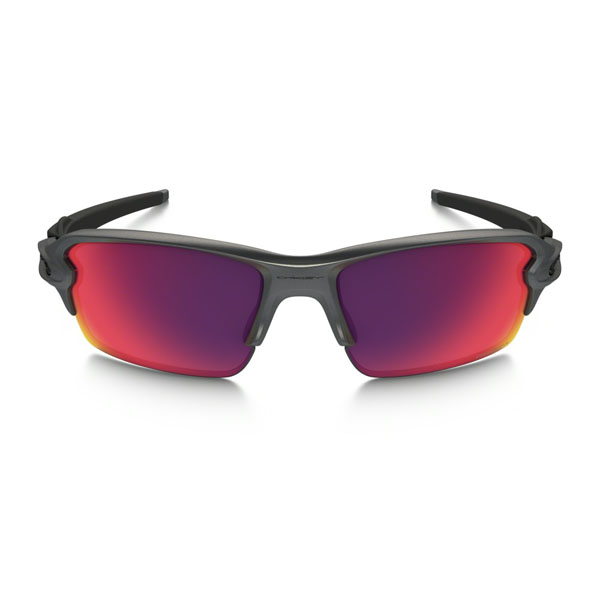 Oakley Men FLAK™ 2.0 PRIZM™ ROAD STEEL COLLECTION (ASIA FIT) OO9271-15 On Sale