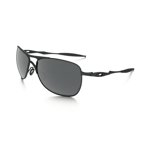 Oakley Men TITANIUM CROSSHAIR® POLARIZED OO6014-02 On Sale